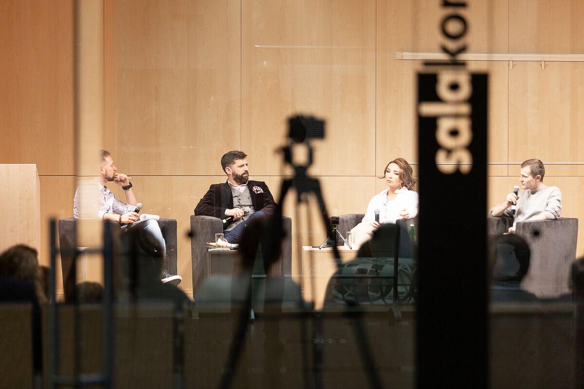 Panel dyskusyjny Dobrze Wiedzieć - Moda na Marketing