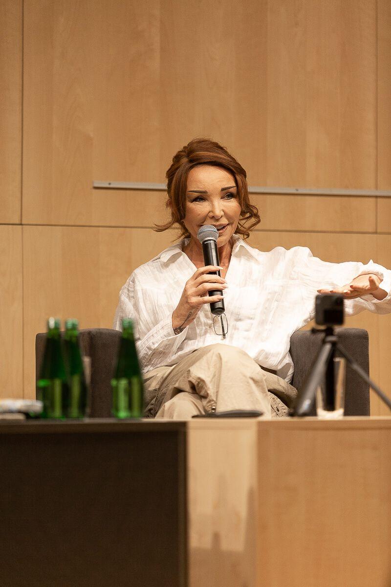 Panel dyskusyjny Dobrze Wiedzieć - Moda na Marketing - Ewa Minge